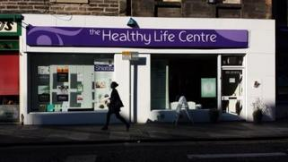 Healthy Life Centre, Bread Street, Edinburgh