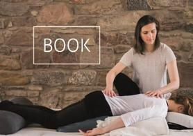 Book Shiatsu treatment session with Maria Shlumukova at the Healthy Life Centre or Meadowlark Yoga - book online